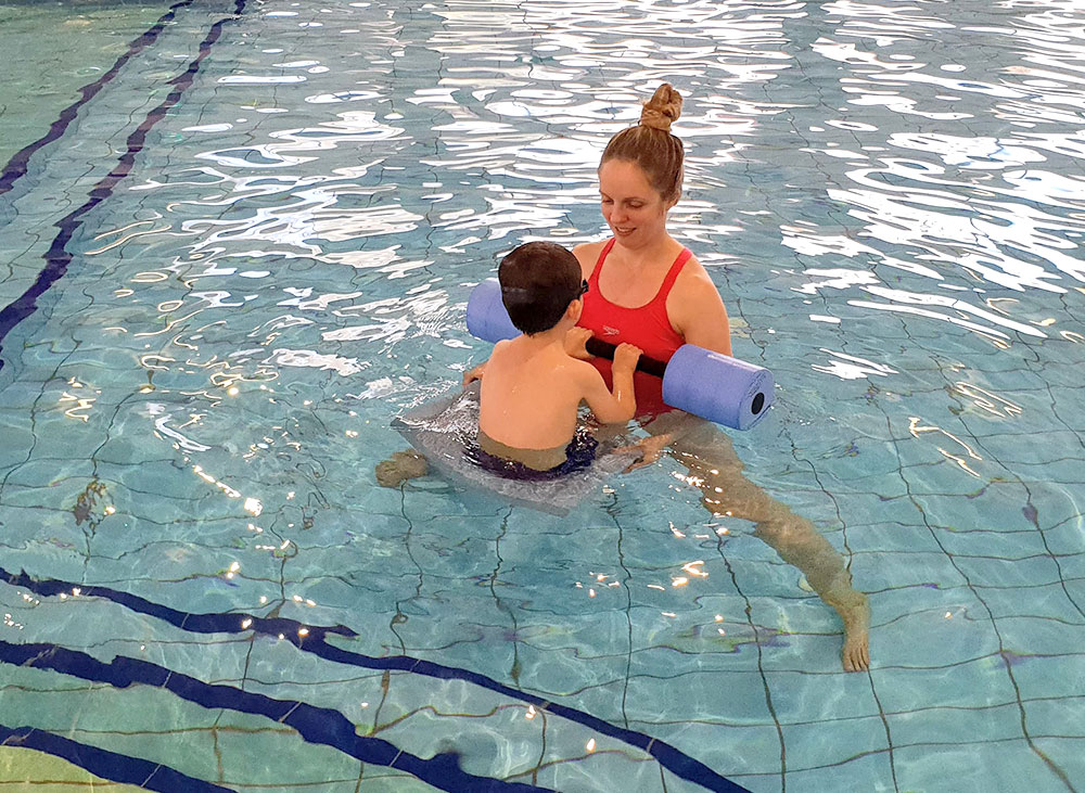 Hydrotherapy Physiotherapy for Kids - Making Physio Fun for Kids