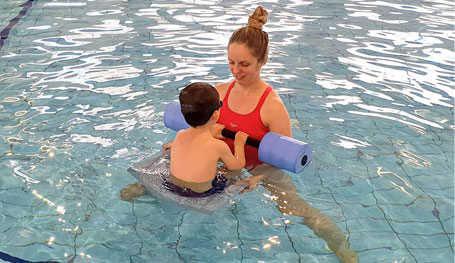 Hydrotherapy Physiotherapy for Kids