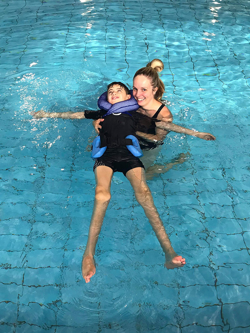 Physiotherapy Children Disability