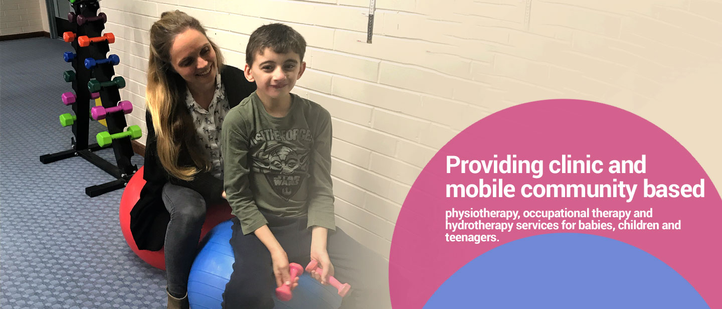 Mobile Physiotherapy for Kids
